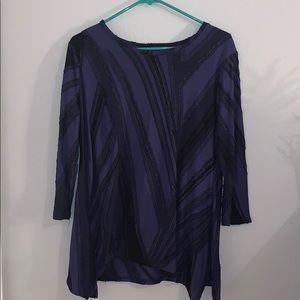 Vera Wang work blouse